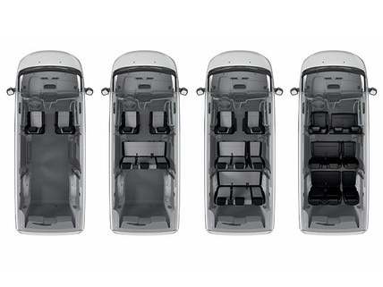 Peugeot Expert Combi Try The 8 Seater Vehicle By Peugeot