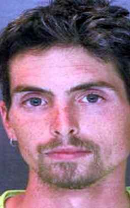 Andrew Richard Meyers was arrested.