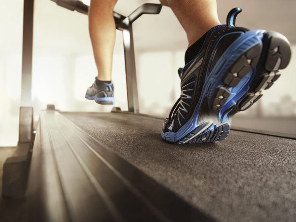 Don´t take treadmill safety for granted. (istockphoto.com)