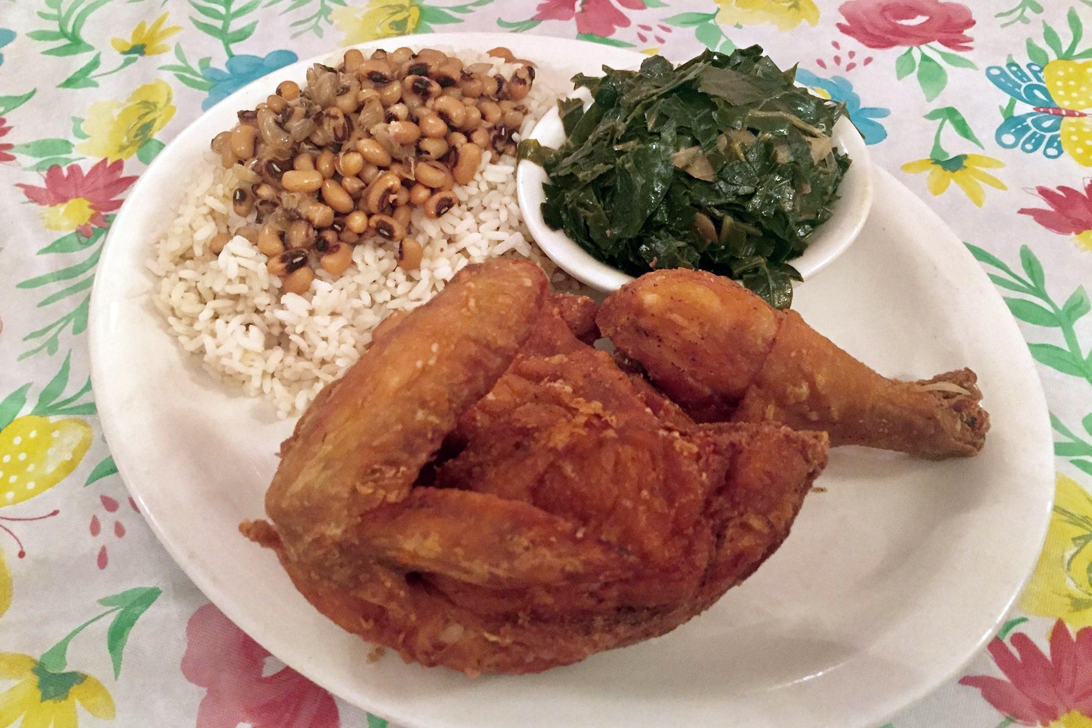 Soul Food Restaurants South Suburbs