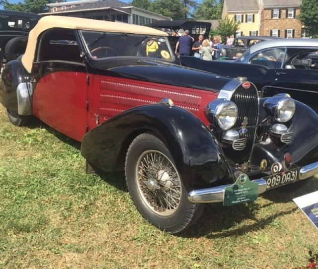 Scenes From The Radnor Hunt Concours Delegance