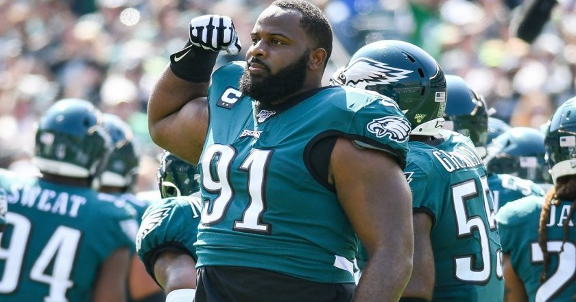 Eagles' Fletcher Cox involved in violent altercation at his home in New  Jersey | PhillyVoice