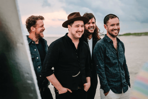 Image result for mumford and sons tour philly