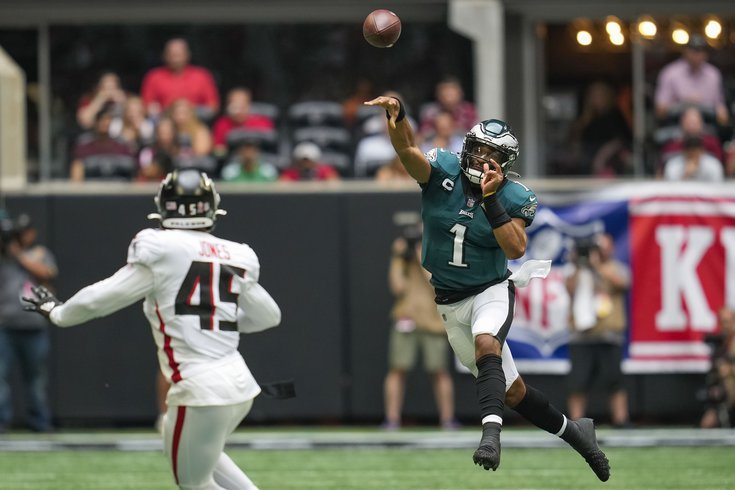 Final observations: Eagles 32, Falcons 6 | PhillyVoice