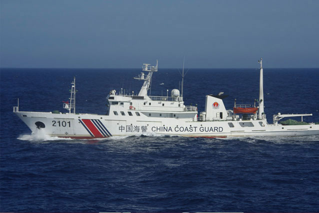 Image result for Vietnamese fishing boat Dna 90152 sinking May 2014 after being rammed intentionally by a Chinese Coast Guard vessel