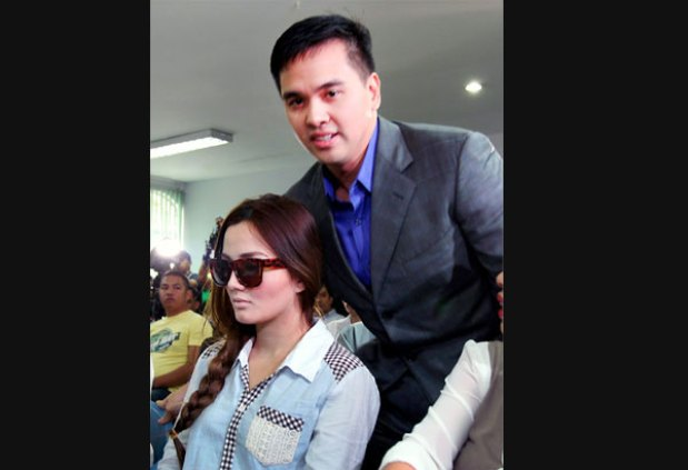 Image result for deniece cornejo and cedric lee