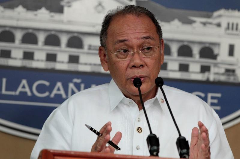 Image result for Philippine Presidential Spokesperson Ernesto Abella, photos