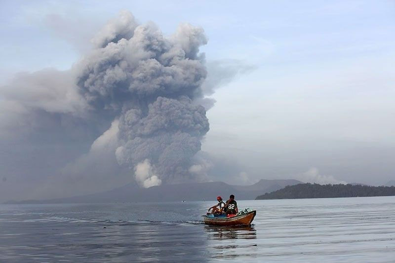 Philippines To Force Residents To Evacuate Taal Volcano Danger Zones