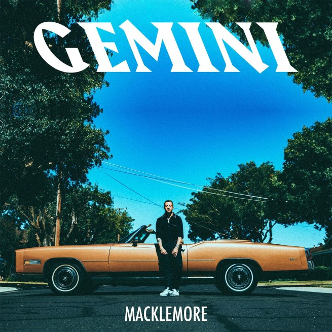 Image result for Macklemore - Gemini Album