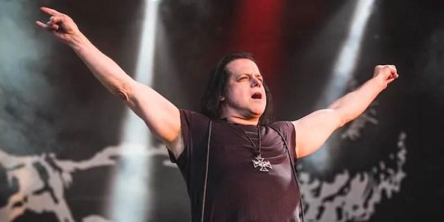 Glenn Danzig, photo by Gina Wetzler/Redferns