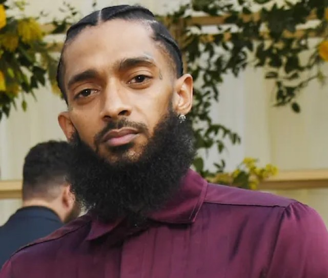 Nipsey Hussle Kevin Mazur Getty Images For Roc Nation