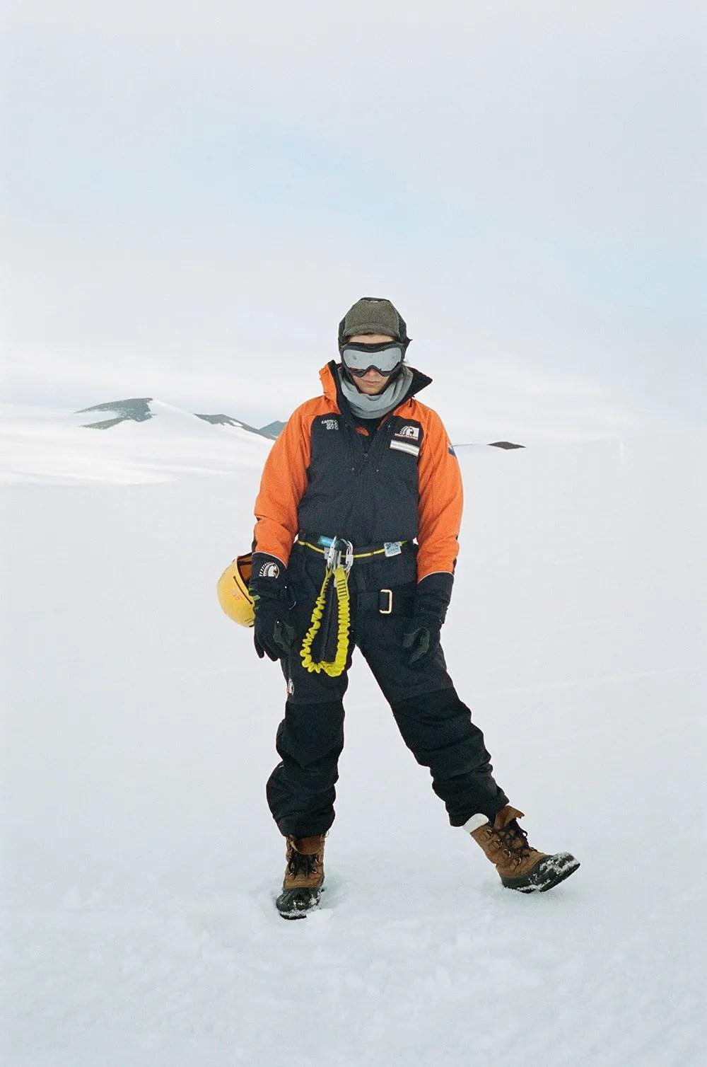 Lorde in Antarctica