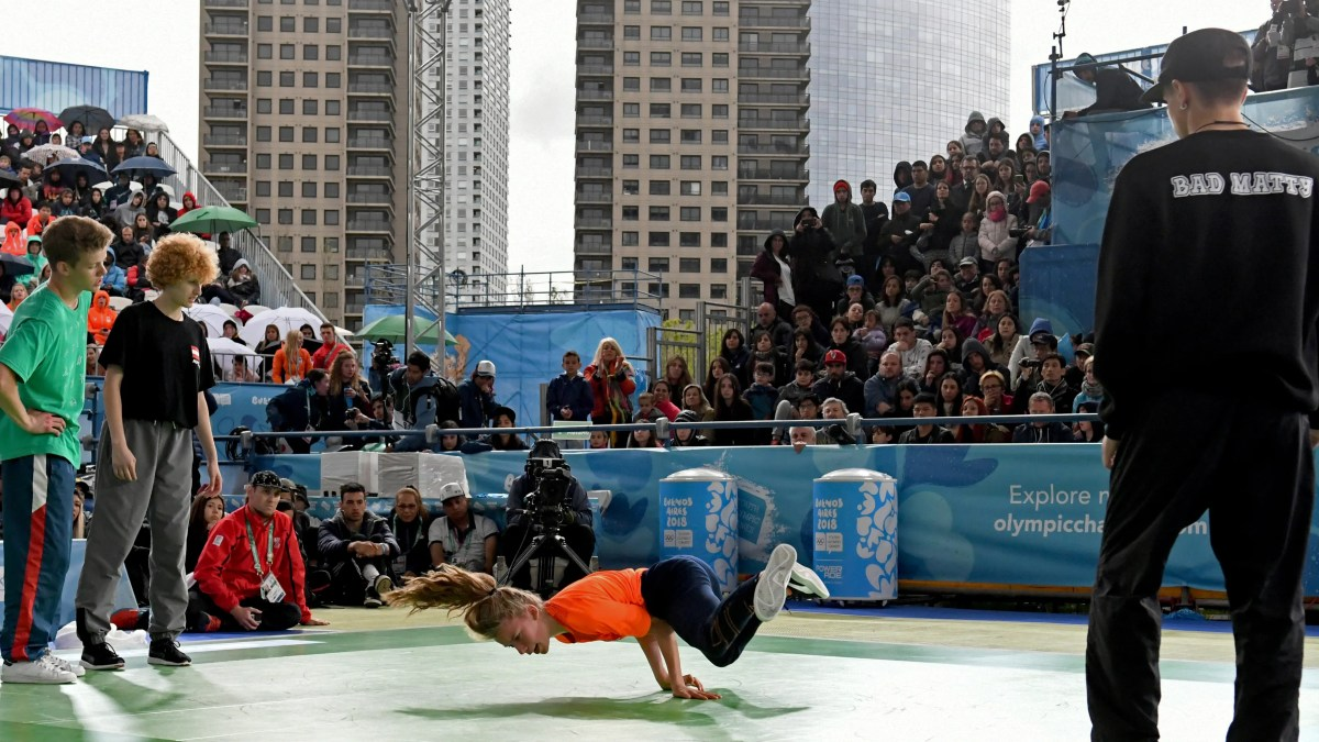 Breakdancing Is Officially an Olympic Sport | Pitchfork