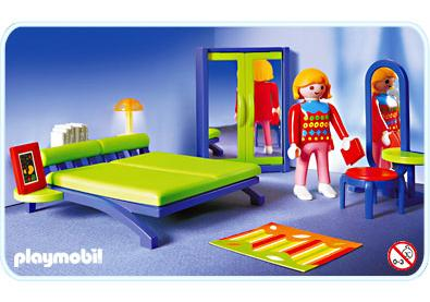 Chambre Contemporaine 3967 A PLAYMOBIL France