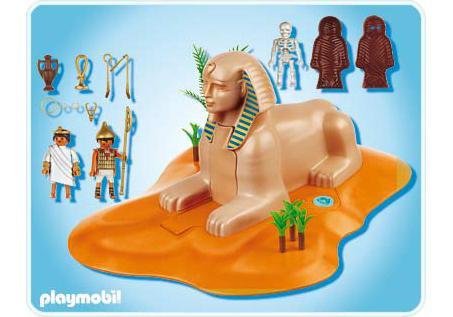 sphinx mit mumienversteck 4242 a