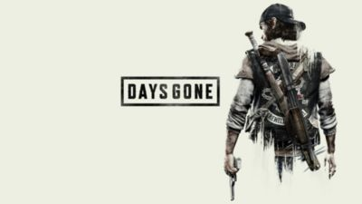 Days Gone Game Open World Action Game PS4 PlayStation