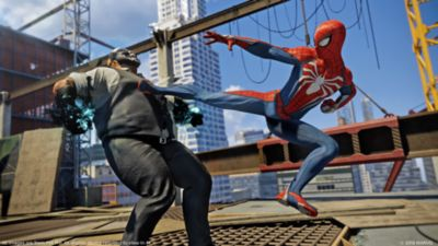 Marvel s Spider Man Game   PS4   PlayStation Marvel s Spider Man screenshot
