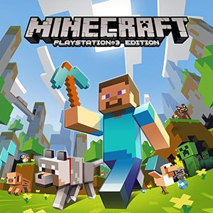Minecraft Game   PS3   PlayStation The critically acclaimed Minecraft comes to PlayStation    3 system  Create  your very own game world and explore  build and conquer