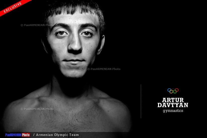 Armenian Olympic Team. Climbing Olympus