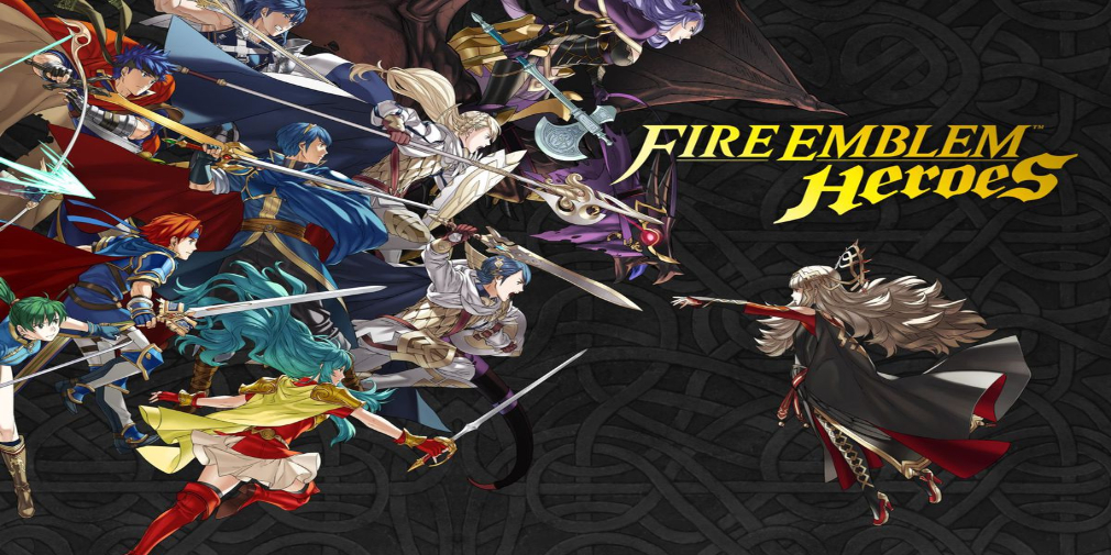 fire emblem heroes launches its