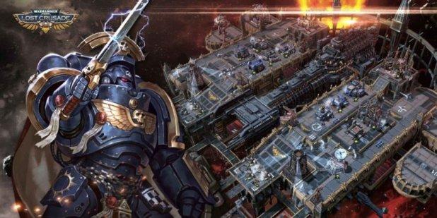 Warhammer Lost Crucade