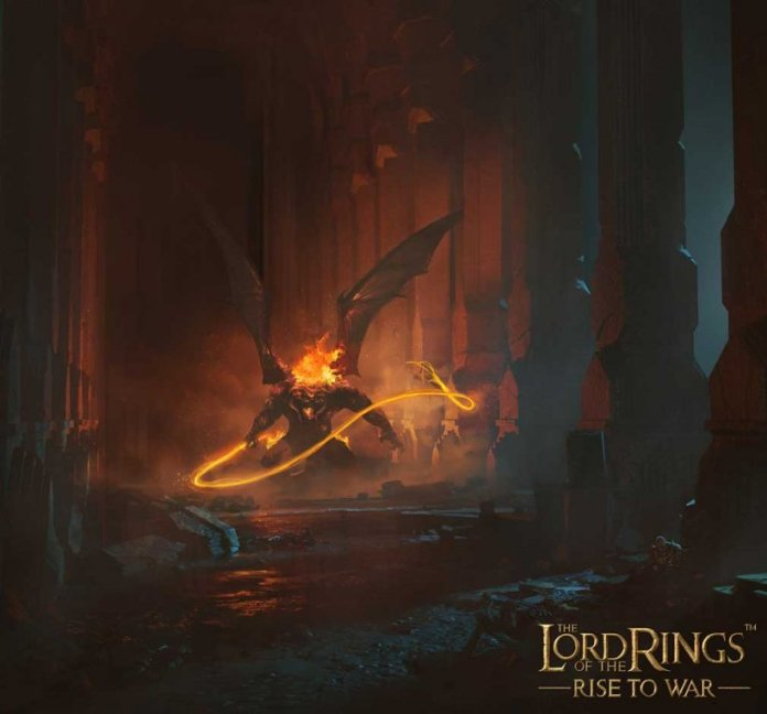 The Lord of the Rings Rise to War iOS Android Artwork Moria jpg 820 asiafirstnews