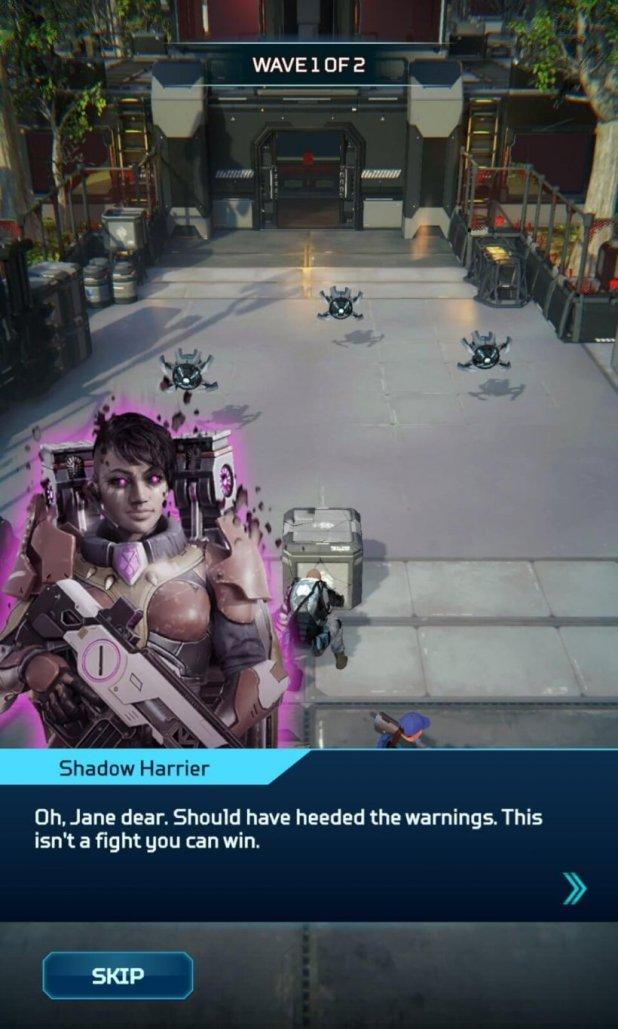 XCOM Legends gameplay