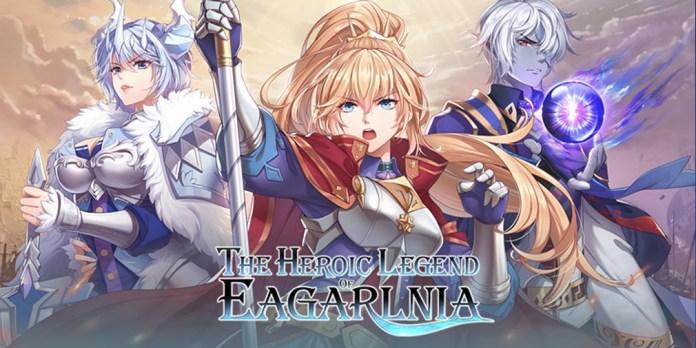 The Heroic Legend of Eagarlnia cover asiafirstnews