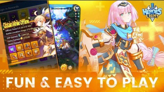 idle heroes of light gameplay jpg 820 asiafirstnews