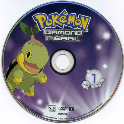 Pokemon Diamond And Pearl Vol 1