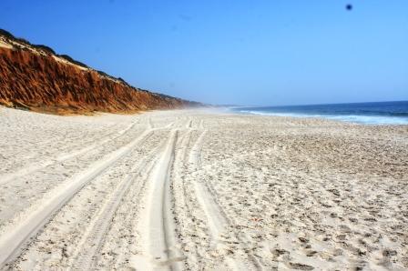 Pinheirinho Beach Grandola