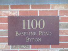 1100 Byron Baseline Road