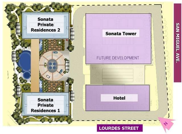Sonata Private Residences - Ortigas Center Condo - Robinsons Land Corporation