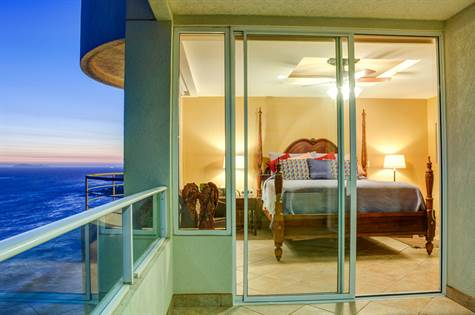 Oceanfront Condo For Sale in Calafia, Playas de Rosarito