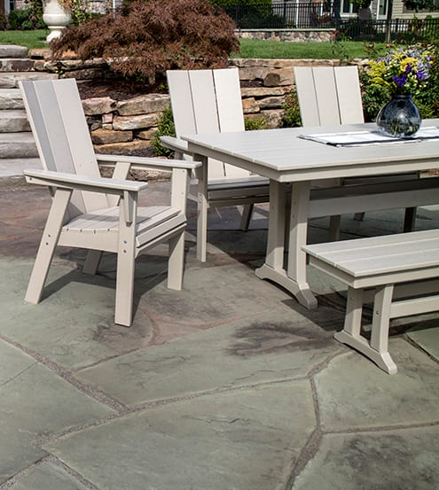farmhouse outdoor dining sets