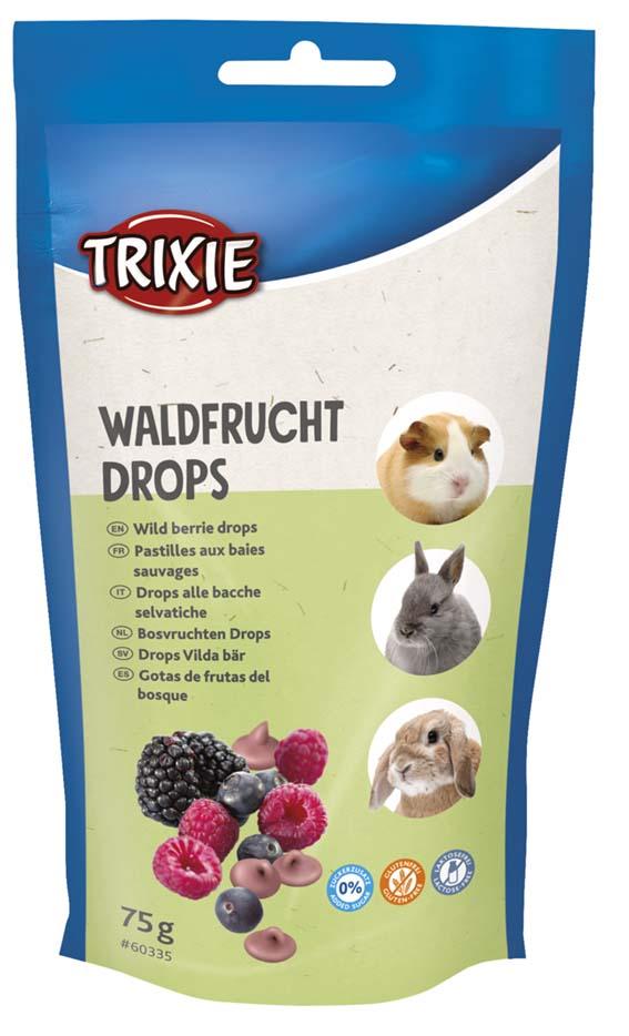 Trixie Vitamindrops skogsbär