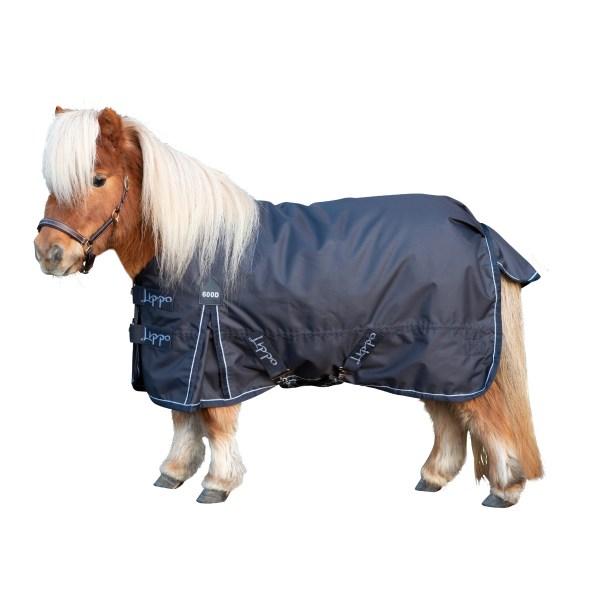 Lippo Basic regntäcke ponny