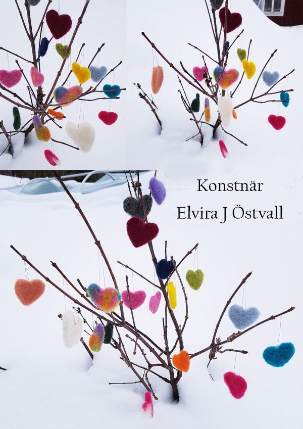 konstnär Elvira Östvall