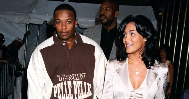 Dr Dre Nicole Young 1996