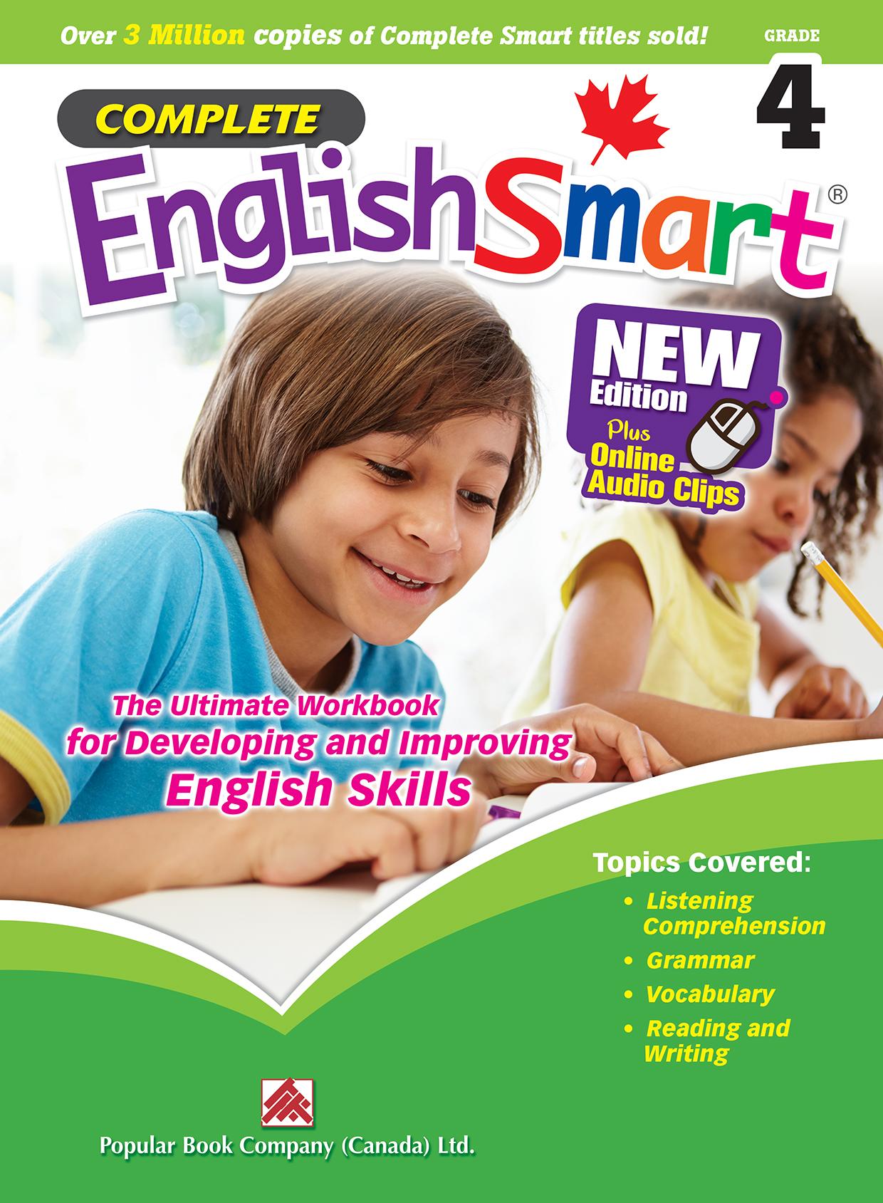 Complete Englishsmart Grade 4 Book