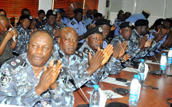 Nigeria Police promote 243 senior officers (SEE FULL LIST