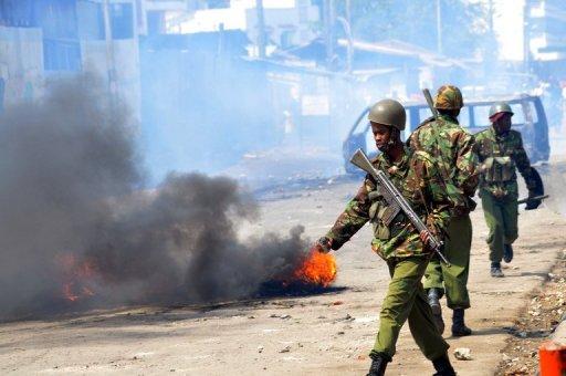 Kenya Uprising