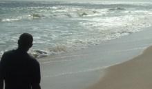 Lagos beach-