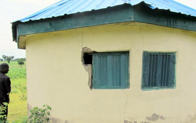 MDG project in Kamfini Bobi