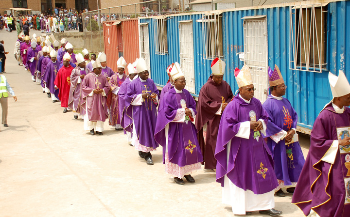 Image result for Nigeria's CAN CHURCH