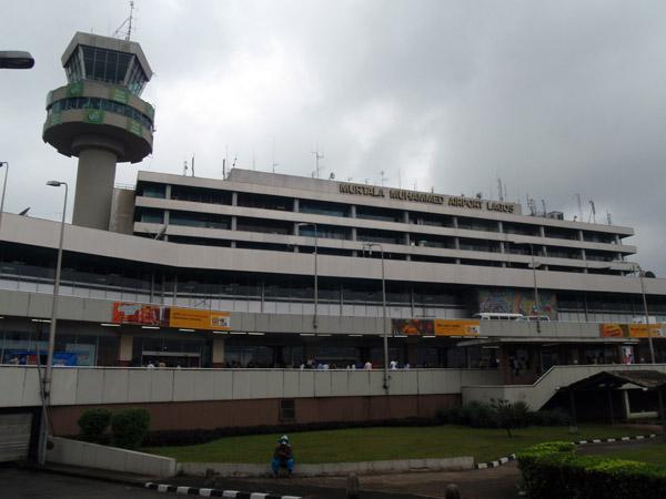 Domestic Terminal, Murtala Muhammed Airport, Lagos