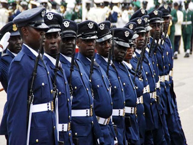 Nigerian-airforce