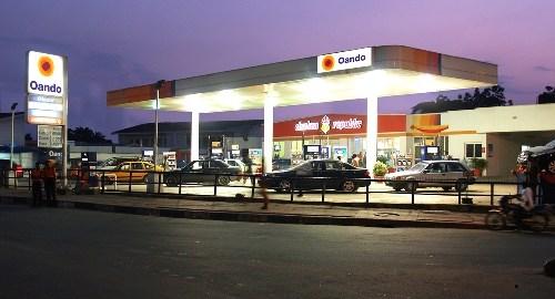 Oando Service Station 2