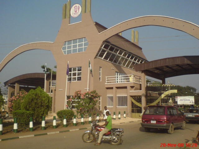Main Entrance, University of Benin (UNIBEN). Photo: Premium Times