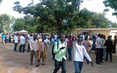 Adamawa Mubi poly students